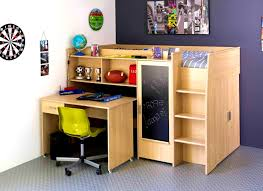 Creative Ikea Twin Loft Bed With Desk M77 For Home Design