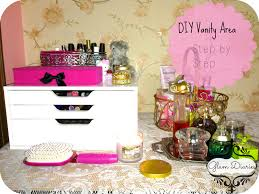 diy girly room decor pinterest. diy vanity area ideas: cute, girly and affordable | glam diaries blog: http diy room decor pinterest