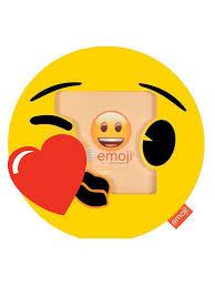 "<b>Фоторамка</b> ""Emoji smiley kiss"" INNOVA 7914040 в интернет ..."