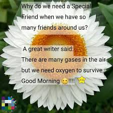 Special Good Morning Quotes Best of Special Friend Good Morning Quotes Android Pictures New HD Quotes