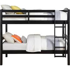 Bunk Bed Better Homes And Gardens Leighton Twin Over Twin Wood Bunk Bed