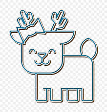 Animal Icon Animal Icon Deer Icon Forest Icon Png 1012x1060px Animal