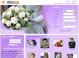 ASPnetDating   Internet Dating  amp  Community Software   HotScripts      click to enlarge screenshots