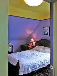 Yellow And Purple Bedroom Photo   1