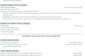 Resume Sections Adorable Additional Resume Sections With Examples Career Center North