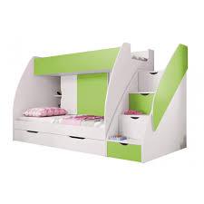 Kinder etagenbett stockbett hochbett metall bettgestell + matratze 200x140/90cm. Hochbett Martin 501 Imoebel24
