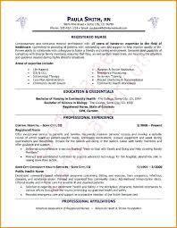 Nursing Resume Templates Free Custom Registered Nurse Resume Template Free Foodcityme