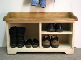 entryway bench with shoe storage ideas