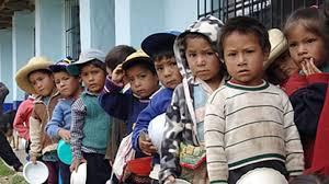 Resultado de imagen para desnutricion infantil