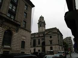 Shrouded City Hall - Paterson NJ | Parts of some of the most… | Flickr
