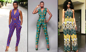 Traditional Jumpsuit Designs
