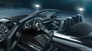 Porsche 911 and Boxster Black Edition Appears As A Special Edition ...