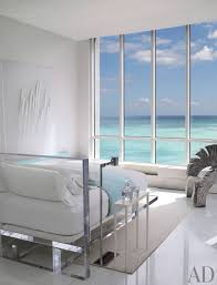 Modern Bedroom Furniture Miami Modern Bedroom By Jennifer Post In Miami Beach Florida Jennifer