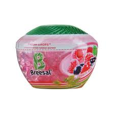 "<b>Ароматические гелевые шарики</b> ""Сочность ягод"" <b>Breesal</b> Fresh ..."