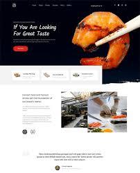 Wp Restaurant Themes 14 Of The Best Restaurant Wordpress Themes Buildify