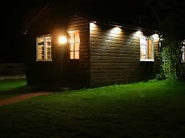 image of recessed best outdoor flood light bulbs