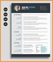 Resume Formatting Templates Sample Format Cv Ms Word Template Simple