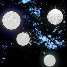 hanging solar lights for trees 1 Pinterest Solar lights Solar