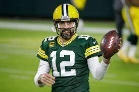 Aaron Rodgers speaks publicly for first ...