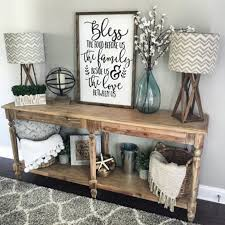 spectacular living room of console table decorating ideas lamps rustic idea for pic decor tables entryway and chair sofa entry with shelves end entrance