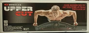 Bowflex Uppercut Workout Chart Bowflex Uppercut Push Up Stand Gym Equipment Strength Training