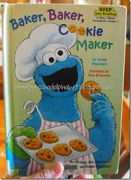 Preschool Alphabet C Is For Cookies