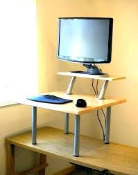 diy sit stand desk stand up desk stand up desk s stand desk cubicle stand up diy sit stand desk