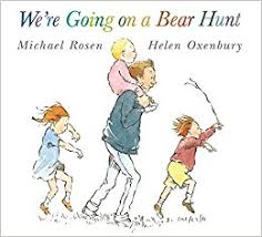 Image result for were going on a bear hunt