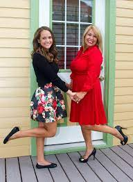 Norma and Samantha Coffey