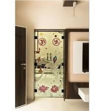 door design for pooja room home and