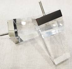 acrylic furniture legs. Lucite Sofa Legs Acrylic Clear Couch Furniture Bench