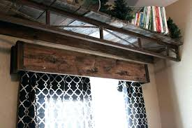 wood window valance wooden window valence interior decorative wooden window valances with black white rustic wood wood window valance