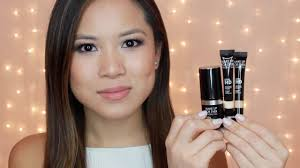 new makeup forever hd invisible cover stick foundation concealers demo review you
