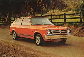 Old School Economy: Chevy Chevette (1976-1987) | The American ...