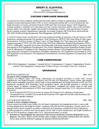 Compliance Officer Cover Letter Best Compliance Officer Resume To Get Managers Attention