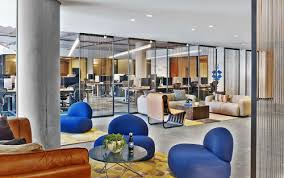 dropbox san francisco office. chairs by studio cisotti laube at dropbox headquarters sf, san francisco - scoop office