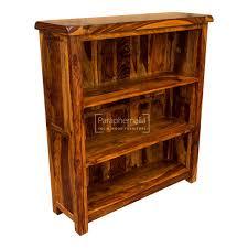Samri Sheesham Bookcase Shelf Unit Solid sheesham wood