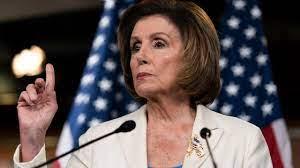 House Speaker Nancy Pelosi calls for ...