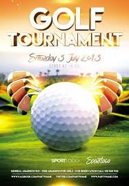 Golf Tournament Flyer Template 14 Awesome Golf Tournament Flyer Psd Images Golf Golf