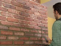 furniture pretty to brick veneer on wall tos diy decor interior panels paint design