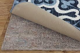 openbox mohawk home dual surface oval felt non slip rug pad 8 x 10 1 4 inch th