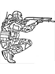 Free Printable Military Coloring Pages For Boys