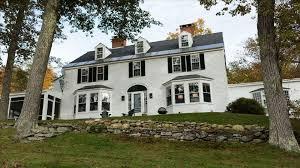 Inside P.J. O'Rourke's New England Home--WSJ Mansion - WSJ