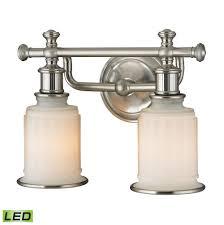 Bathroom Lights Lighting BENDER Hartford - Elk bathroom lighting
