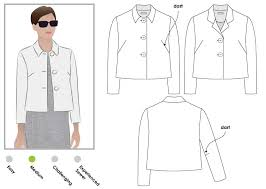 Jacket Sewing Patterns