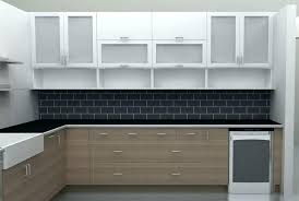 kitchen glass cabinets doors frosted cabinet for pictures of white with full size