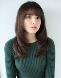 こだわりレイヤーセミロングヘアsy 449 ヘアカタログ髪型ヘア