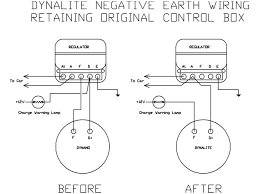 lucas voltage regulator wiring diagram lucas image lucas c40 dynalite negative earth on lucas voltage regulator wiring diagram