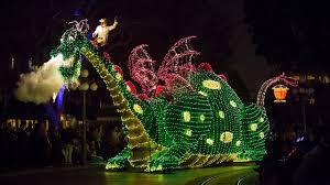 Electric Light Parade Disneyland Watch Disneyparkslive Stream Of Main Street Electrical