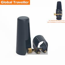 <b>Soft bakelite Sax mouthpiece</b> Ligature Clip Saxophone Mouthpiece ...